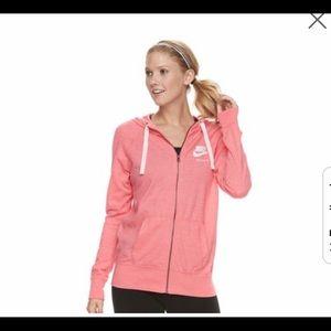 Nike vintage hoodie sweatshirt. Medium